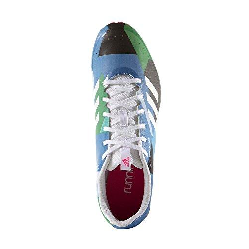 Adidas Sprintstar Womens Zapatilla De Correr Con Clavos - SS16 Negro