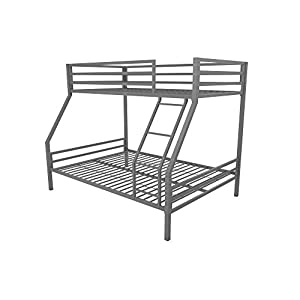 Maxwell Metal Bunk Bed, Twin
