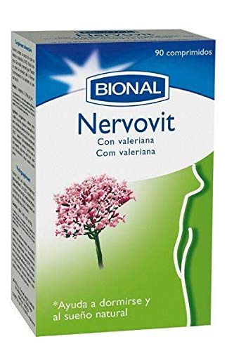 NERVOVIT 45 grageas BIONAL: Amazon.es: Salud y cuidado personal