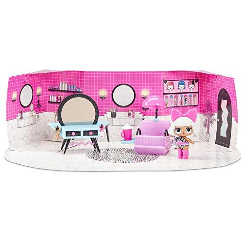 Giochi Preziosi LOL Surprise Spaces Pack with Salon and Diva , color/modelo surtido