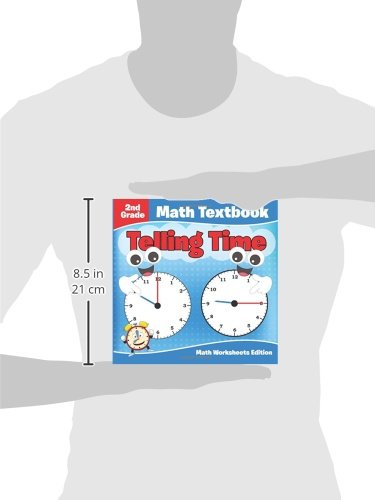 Time Worksheets 2nd grade telling time worksheets : 2nd Grade Math Textbook: Telling Time | Math Worksheets Edition ...