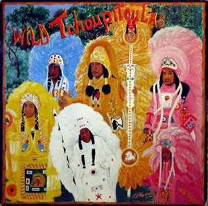 The Wild Tchoupitoulas [Vinyl] by Mango
