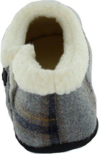 Grigi Homeys Pantofole Beasley Per Uomini Gli Tx7SOgxq