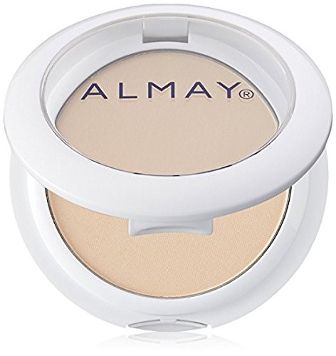 Almay Clear Complexion Pressed Powder, Light 100, 0.35-Ounce Packages (Pack of 2) Almay Clear Complexion Powder