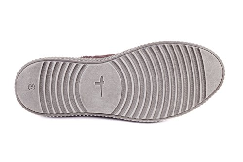 Grigio stringate Scarpe Original Samples 37 Grau donna Tamaris w6OSqx