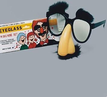Brille Mit Nasebart Und Augenbrauen Amazonde Küche Haushalt