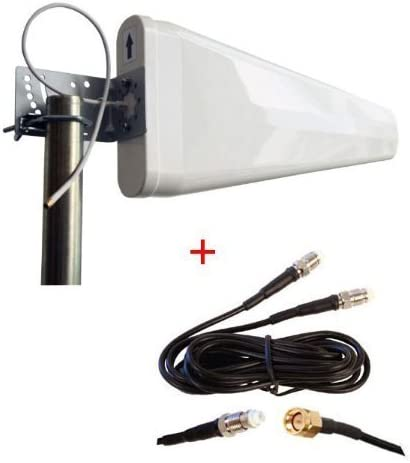 ZTE MF275 MF275R MF 275 Rocket Hub external magnetic antenna with connector
