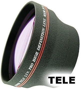 2 5x Telekonverter Für Panasonic Lumix Dmc Fz18 Fz28 Kamera