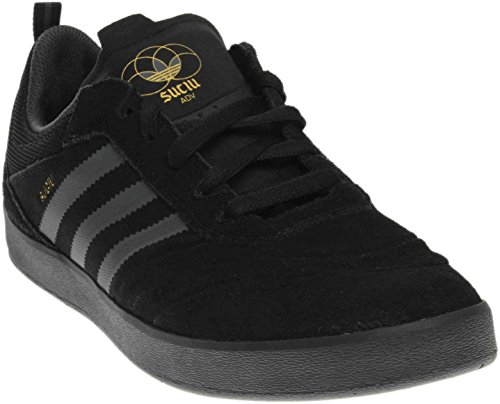 Adidas Man Suciu Adv Skateboard Skor Svart / Grå B27389