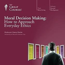 Moral Decision Making