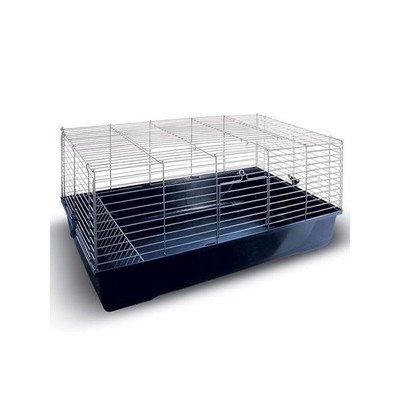Cielo para interiores jaula para conejos 100 cm: Amazon.es ...