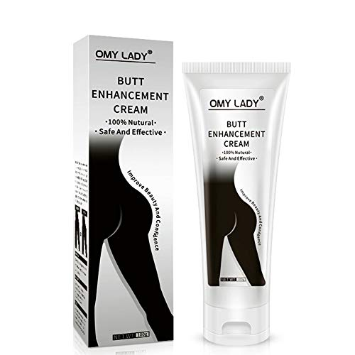 (Zhengpin Hip Lift Up Massage Cream Butt Enlargement Enhancement Buttock Firming Gel Burning Fat Firming Lifting Buttock Easy To Absorb Natural Plant Buttock Shaping Cream (100g) (A))