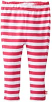 Zutano Baby Girls' Primary Stripe Skinny Legging