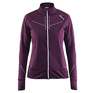 Craft 2016/17 Women's Run Cover Jacket - 1904599 (Space - L)