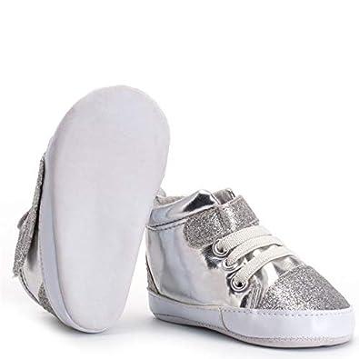 Girls Infant Toddler Little Kid Baby Flower Canvas Soft Sole Design Strap Shoes