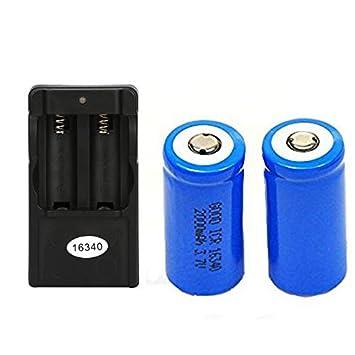 Amazon.com: Batería recargable de alta capacidad NiMH de 3,7 ...