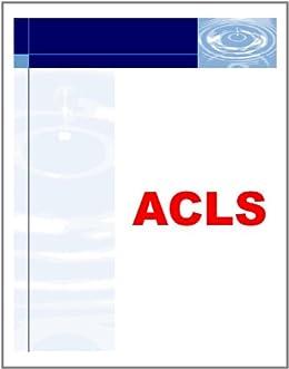 Tachycardia Acls