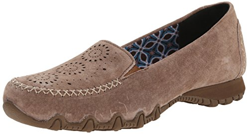 Skechers a Scarpe collo Dark Brown Bikers basso Expressway Donna Pedestrian rqaUtfwxr