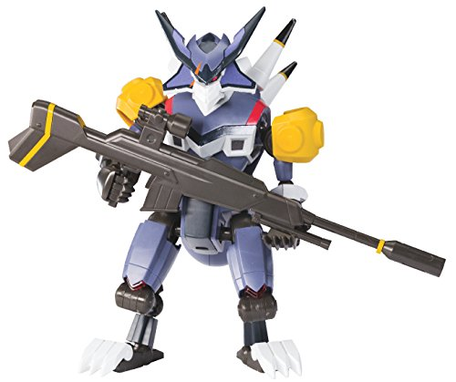 SpruKits LBX Hunter Action Figure Model Kit, Level 2