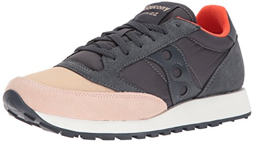 baskets SAUCONY JAZZ des S1044 Charcoal femmes 426 Tan basses ORIGINAL Txxgwd