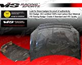 VIS 07-08 Toyota Camry Carbon Fiber Hood OEM