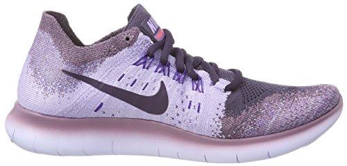 Para palest Trail Morado 2017 De Rn Nike Dust hydrangeas Running Wmns Raisin violet Zapatillas Purple Mujer dark Flyknit Free T0gzqw4
