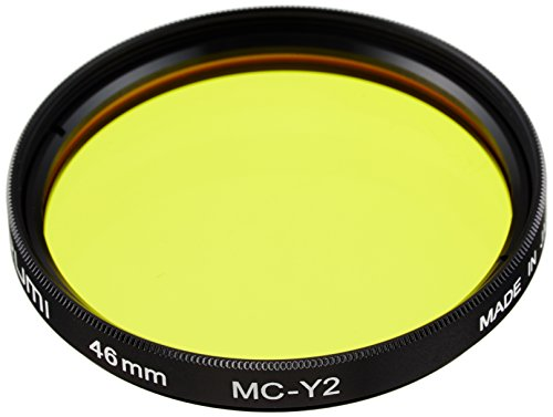 Model number (about two months delivery time) Marmi monochrome photographic filter 46mm MC-Y2 (yellow) made to order: 004 046