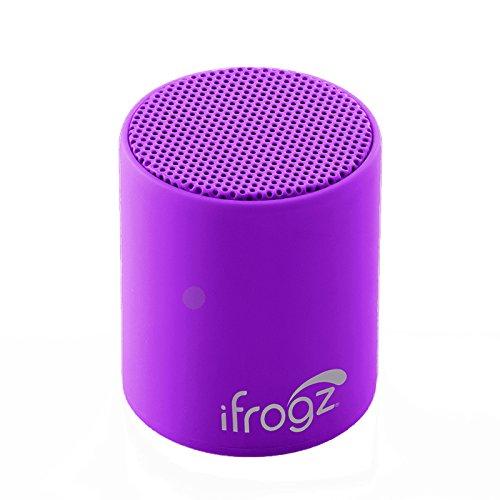 iFrogz IF-POP-GRP Coda Pop Bluetooth Speaker (Grape)