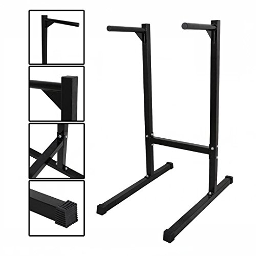 M2 Outlet Workout Fitness Gym Exercise Pull Push Up Bar Dipping Stand by M2 Outlet