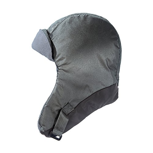 7AM Enfant Classic Chapka Hat 212, Metallic Charcoal/Metallic Gray, X ()