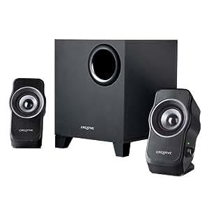 Creative A220 2.1 Speaker System(Black)