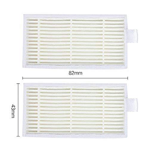 REFURBISHHOUSE Paquete de 10 Filtro Hepa Superior para Ilife V3S ...