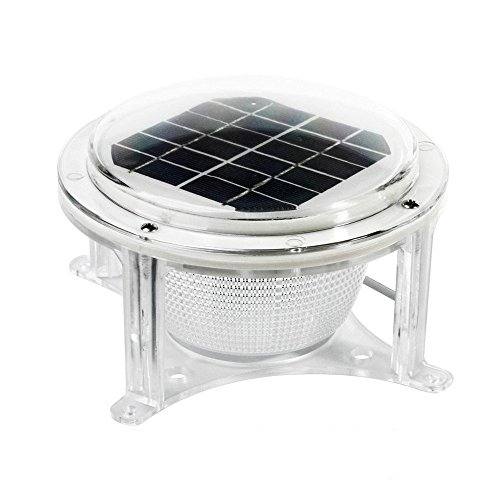 Dock Piling Solar Lights