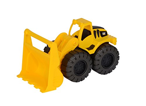 Toy State Caterpillar CAT Tough Tracks Construction Crew Wheel Loader