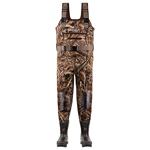 Lacrosse Men's Swamp Tuff 1200G Waders, Camouflage, 14 M