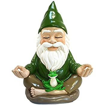 Amazing Zen Gnome U2013 Tranquility And Peacefulness For Your Fairy Garden And Garden  Gnomes By GlitZGlam.