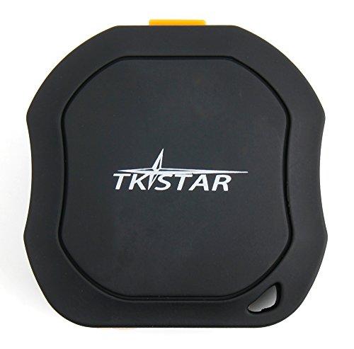 Geräuschloser GSM GPS Tracker-Ortungssystem mit Geozaun-Funktion und SOS-Modus - geeignet zur Ortungen von Hunden, Katzen und anderen Haustieren