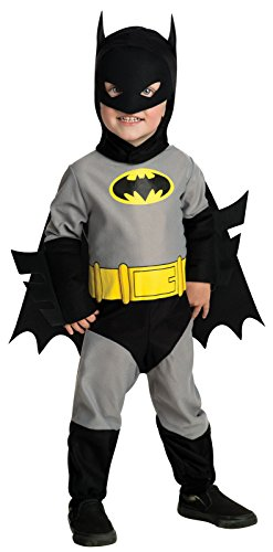 Rubie's Infant Batman Costume,Multicolor,6-12 Months]()