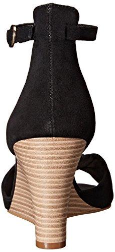 Women's Black Wedge LINDELLA Sandal Simpson Jessica a5wPqpF