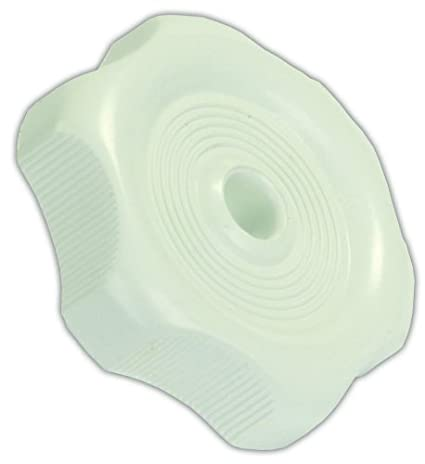 JR Products 20335 Window//Vent Knob Handle White 1