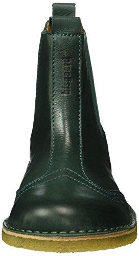Bisgaard Boot 50203216, Unisex-Kinder Chelsea Boots Grün (1000 Green)