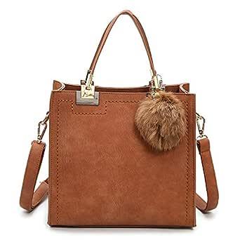 Bag For Women,Brown - Shoulder Bags