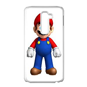 Mario Game LG G2 Cell Phone Case White present pp001_9615347