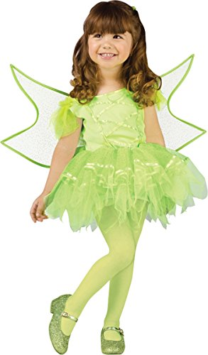 Green Fairy Toddler Costume 3-4T - Ideas For A Princess Costume