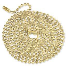 5\' Beaded Pull Chain - Pb