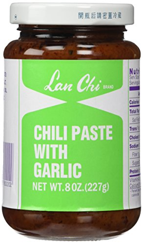 Lan Chi Chili Paste with -