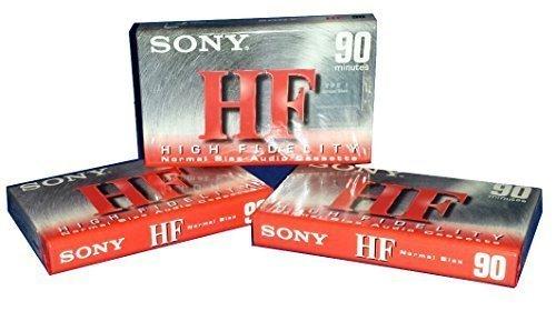 Hf Leaf - 3 - HF 90 minutes, Multi Pack of 3.
