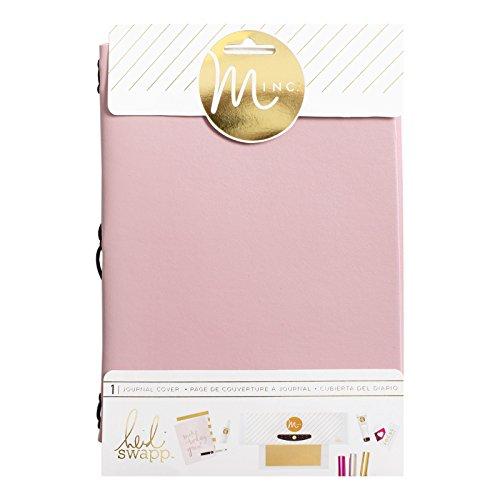American Crafts Heidi Swapp Minc Journal Cover Blush