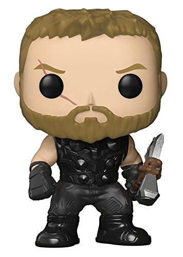 Funko Pop Marvel: Avengers Infinity War-Thor Collectible Fig