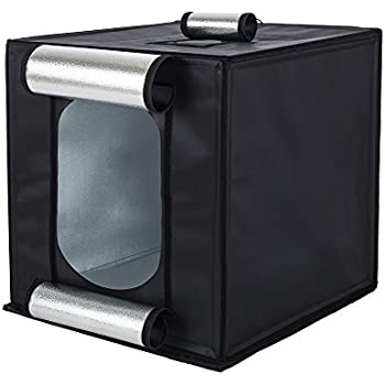 Fovitec - 24  LED Professional Studio Photo Light Tent Kit - [Portable][  sc 1 st  Amazon.com & Amazon.com : Fovitec - 24